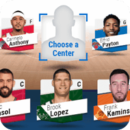 NBA Lineup Picker
